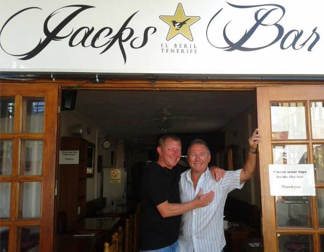 Jacks Bar Sunday Lunch