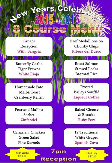 The Willows Sunday Lunch